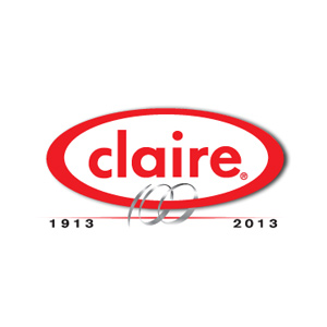 Claire Manufacturing 100 Years
