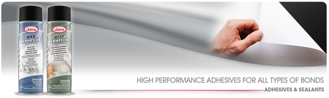 Adhesives & Sealants