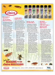 Claire Insecticide