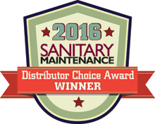Sanitary Maintenance Distributors Choice Award Winner