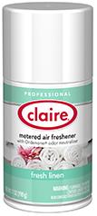 12/10oz Fresh Linen;Metered Air Freshener